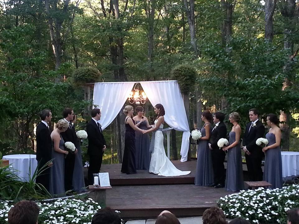 ceremonies pa wedding lesbian in